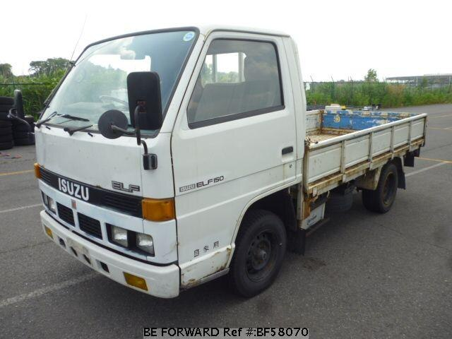 Used 1989 ISUZU ELF TRUCK BF58070 for Sale