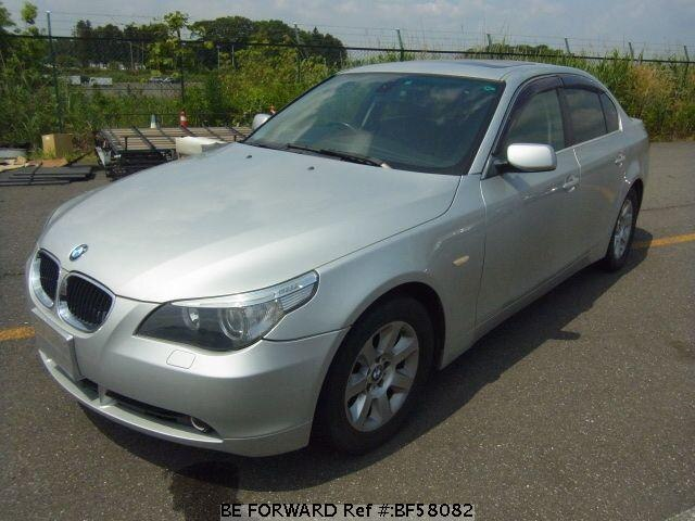 Used 2004 BMW 5 SERIES BF58082 for Sale