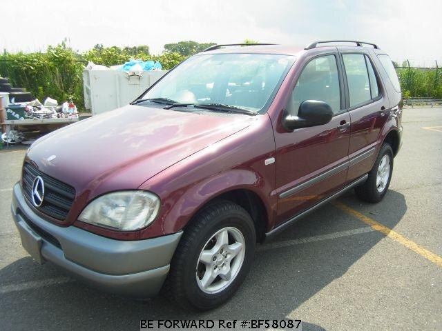 Used 1998 MERCEDES-BENZ M-CLASS BF58087 for Sale