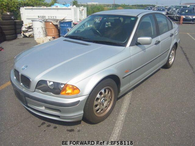 Used 1999 BMW 3 SERIES BF58118 for Sale