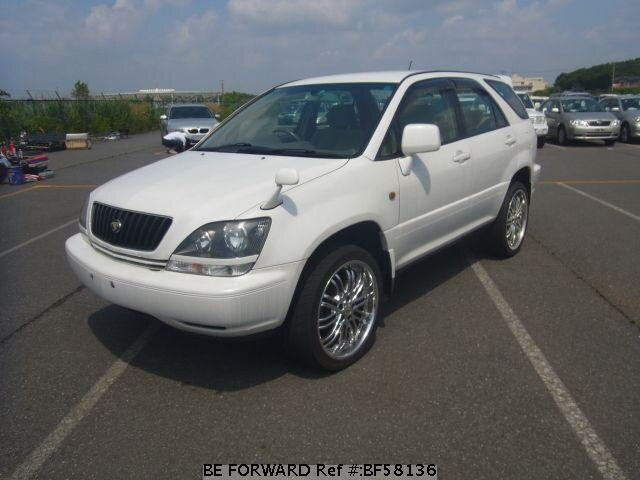 Used 1999 TOYOTA HARRIER BF58136 for Sale