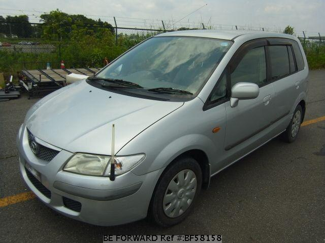 Used 1999 MAZDA PREMACY BF58158 for Sale
