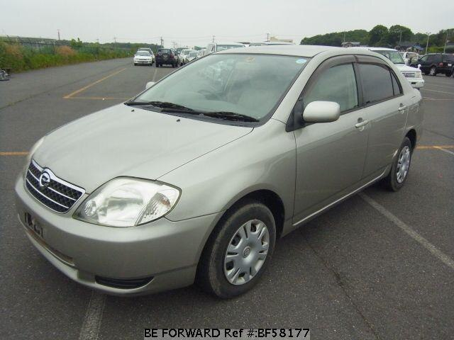 Used 2001 TOYOTA COROLLA SEDAN BF58177 for Sale