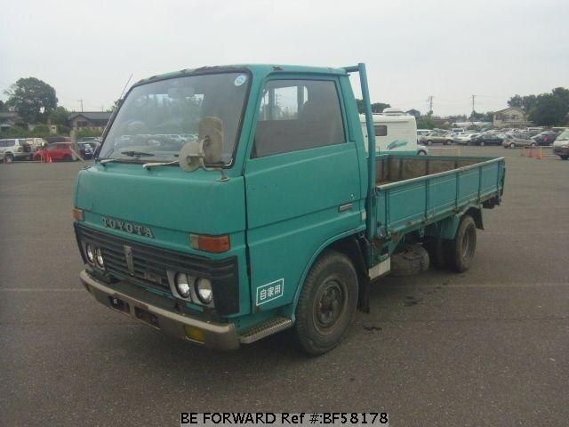Used 1978 TOYOTA DYNA TRUCK BF58178 for Sale