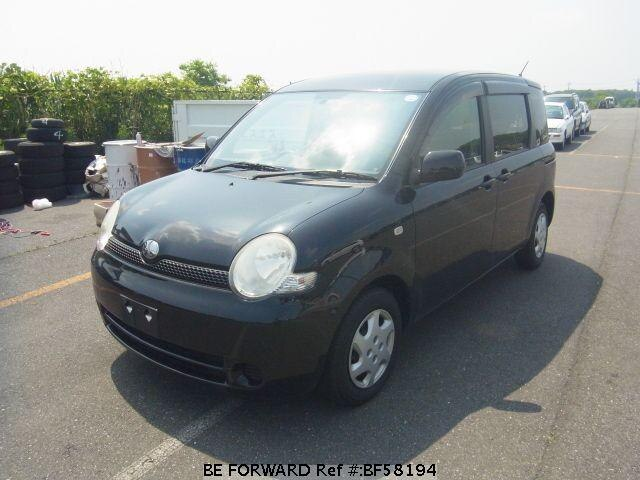 Used 2004 TOYOTA SIENTA BF58194 for Sale