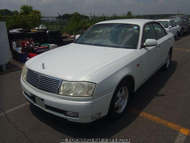 Used 2000 NISSAN CEDRIC SEDAN BF58203 for Sale