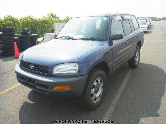 Used 1995 TOYOTA RAV4 BF58206 for Sale