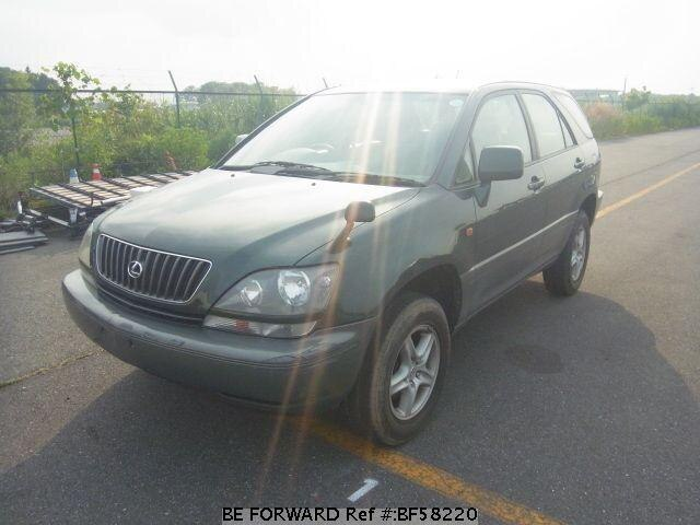Used 2000 TOYOTA HARRIER BF58220 for Sale