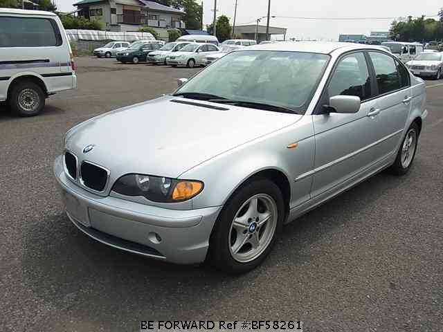 Used 2003 BMW 3 SERIES BF58261 for Sale