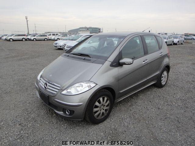 Used 2005 MERCEDES-BENZ A-CLASS BF58290 for Sale