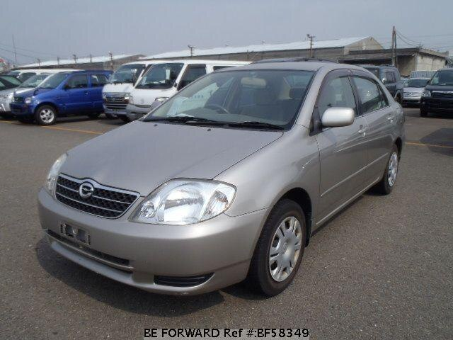 Used 2000 TOYOTA COROLLA SEDAN BF58349 for Sale
