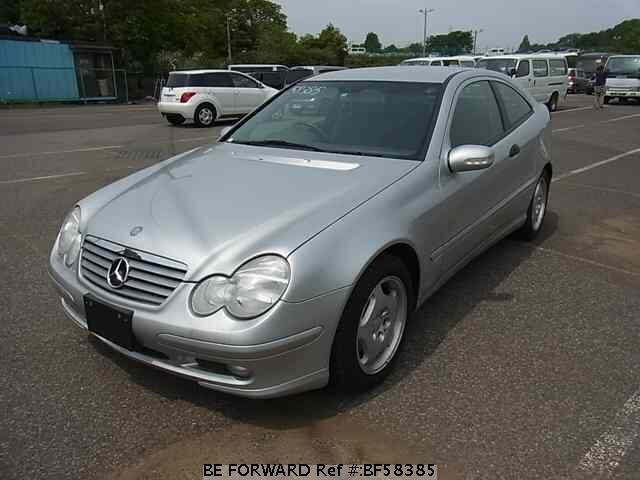 Used 2001 MERCEDES-BENZ C-CLASS BF58385 for Sale
