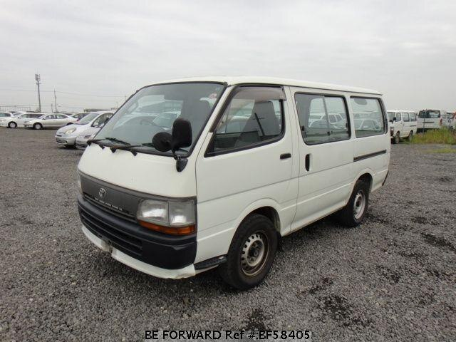 Used 1998 TOYOTA HIACE VAN BF58405 for Sale