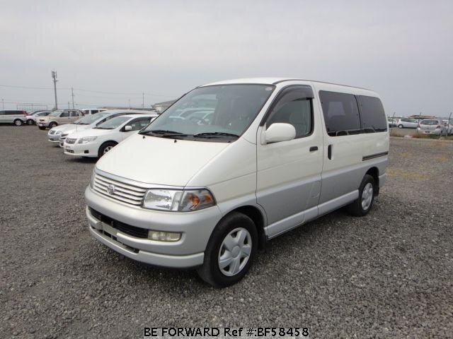 Used 1998 TOYOTA REGIUS WAGON BF58458 for Sale