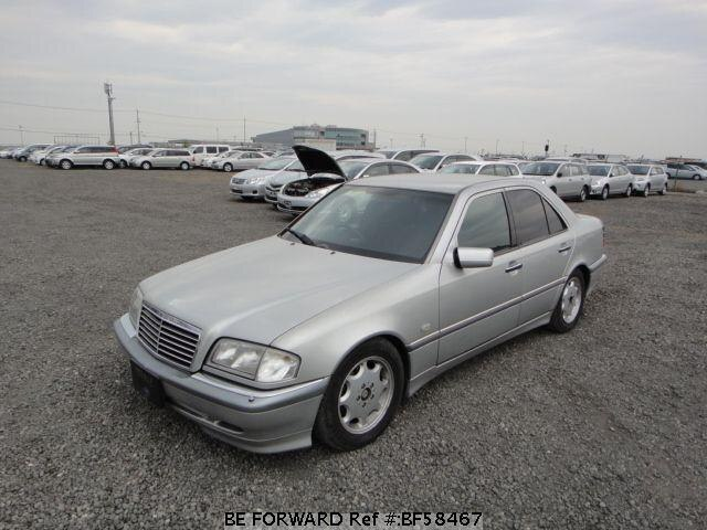 Used 1999 MERCEDES-BENZ C-CLASS BF58467 for Sale