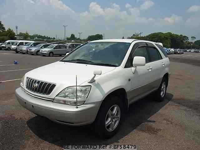 Used 2001 TOYOTA HARRIER BF58479 for Sale