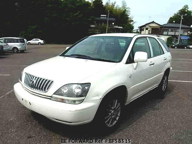 Used 1999 TOYOTA HARRIER BF58515 for Sale