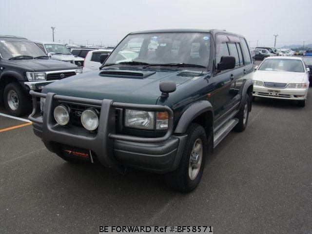 Used 1995 ISUZU BIGHORN BF58571 for Sale