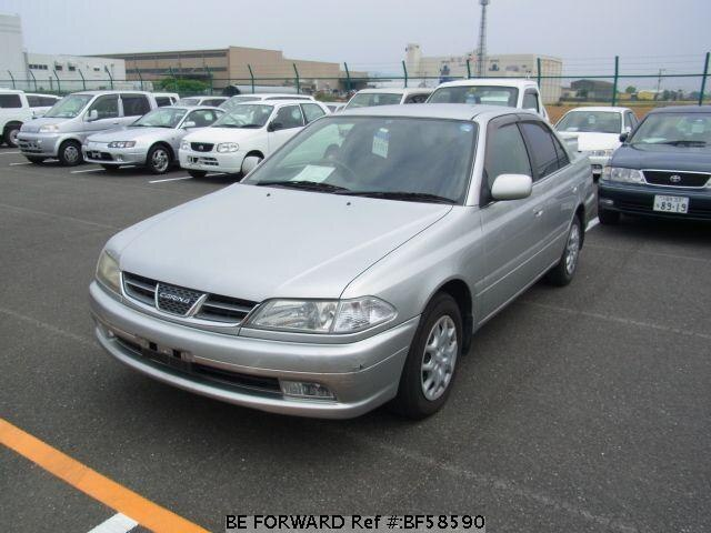 Used 1999 TOYOTA CARINA BF58590 for Sale