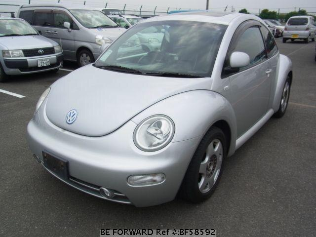 Used 2001 VOLKSWAGEN NEW BEETLE BF58592 for Sale