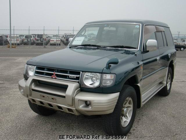 Used 1997 MITSUBISHI PAJERO BF58597 for Sale