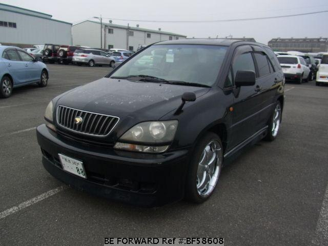 Used 1998 TOYOTA HARRIER BF58608 for Sale