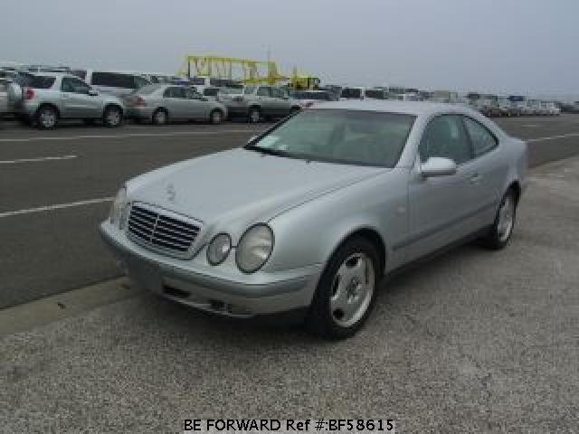 Used 1998 MERCEDES-BENZ CLK-CLASS BF58615 for Sale