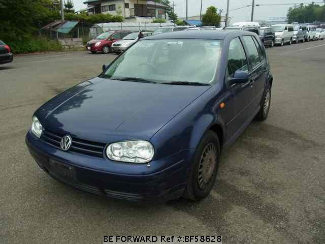 Used 1999 VOLKSWAGEN GOLF BF58628 for Sale