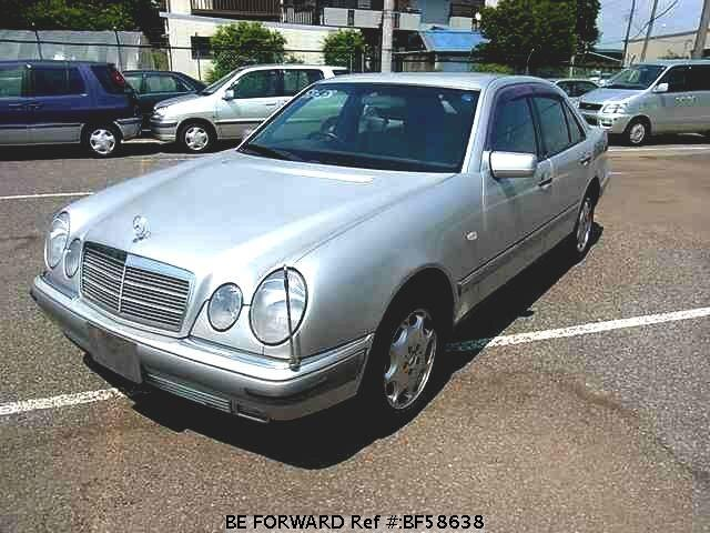 Used 1996 MERCEDES-BENZ E-CLASS BF58638 for Sale