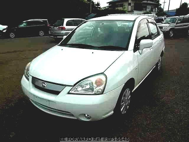 Used 2002 SUZUKI AERIO BF58648 for Sale