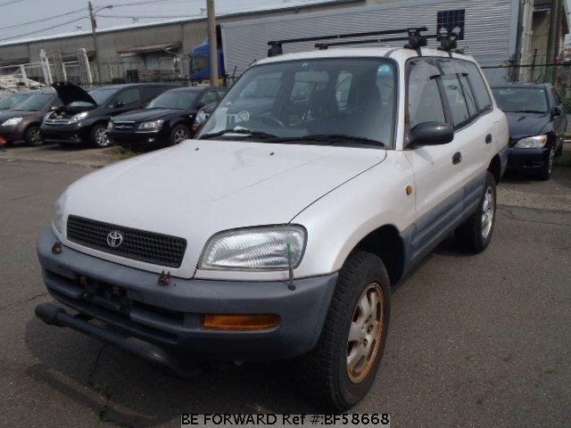 Used 1995 TOYOTA RAV4 BF58668 for Sale