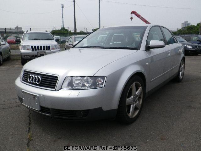 Used 2001 AUDI A4 BF58673 for Sale