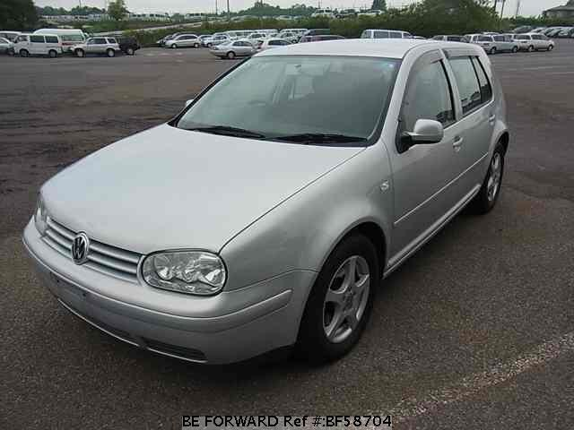 Used 1999 VOLKSWAGEN GOLF BF58704 for Sale