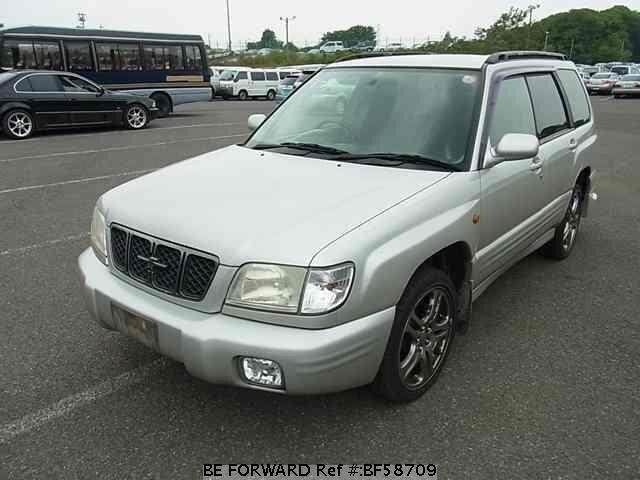 Used 2000 SUBARU FORESTER BF58709 for Sale