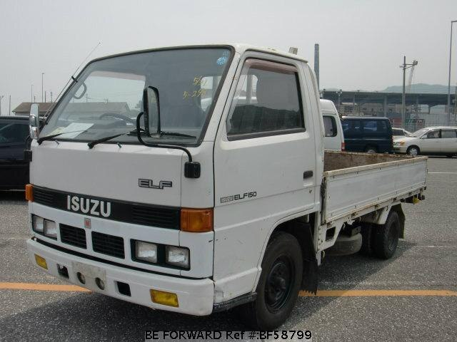 Used 1988 ISUZU ELF TRUCK BF58799 for Sale