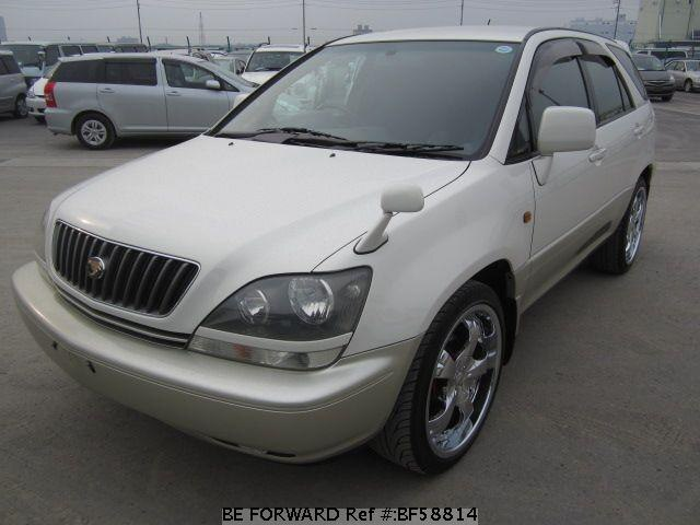 Used 1999 TOYOTA HARRIER BF58814 for Sale