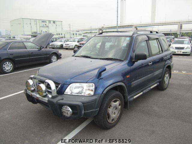 Used 1997 HONDA CR-V BF58829 for Sale