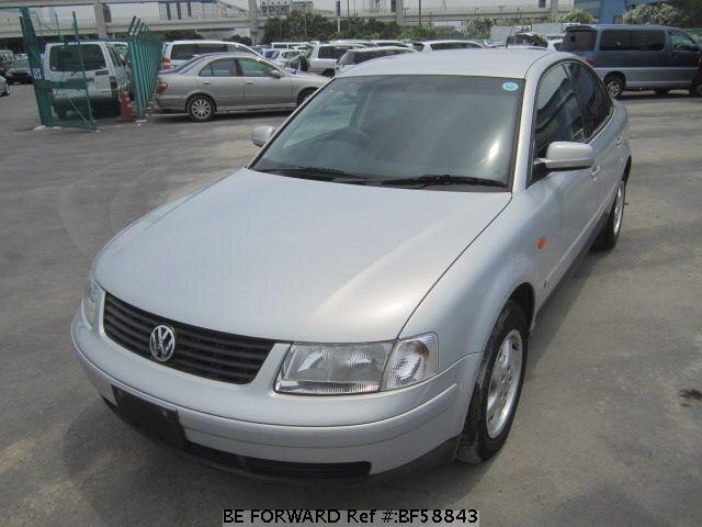 Used 1998 VOLKSWAGEN PASSAT BF58843 for Sale