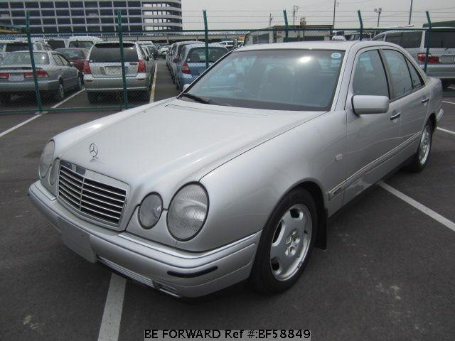 Used 1997 MERCEDES-BENZ E-CLASS BF58849 for Sale