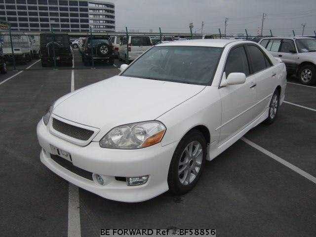 Used 2001 TOYOTA MARK II BF58856 for Sale