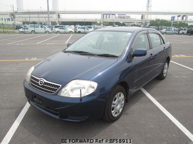 Used 2000 TOYOTA COROLLA SEDAN BF58911 for Sale