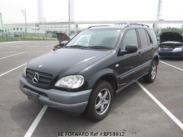 Used 1999 MERCEDES-BENZ M-CLASS BF58912 for Sale