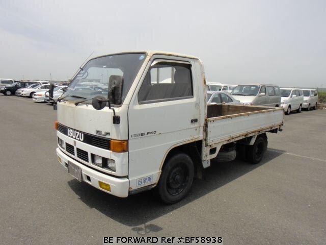 Used 1987 ISUZU ELF TRUCK BF58938 for Sale