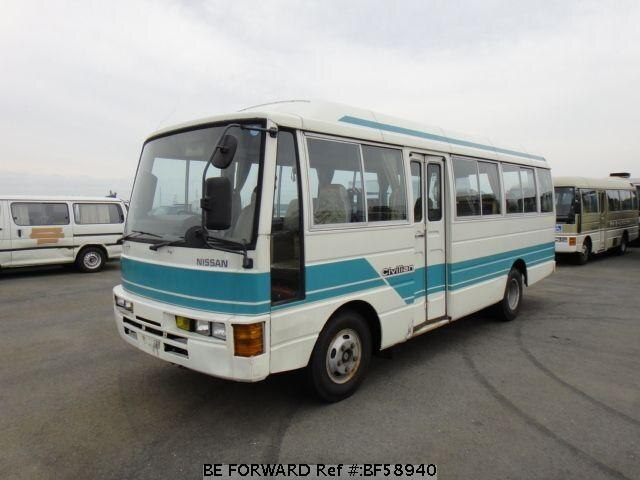 Used 1989 NISSAN CIVILIAN BUS BF58940 for Sale