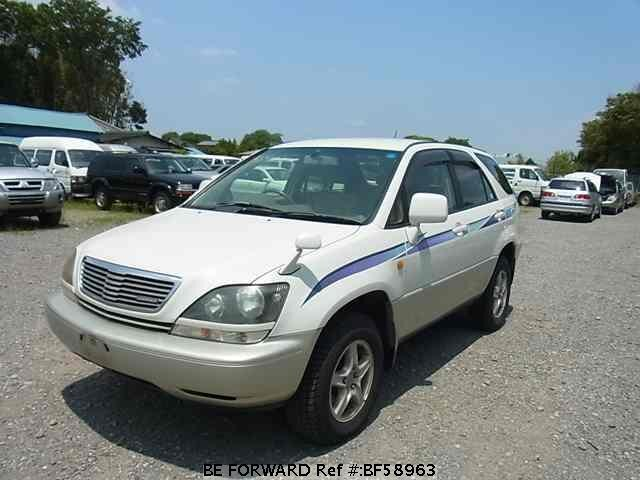 Used 1998 TOYOTA HARRIER BF58963 for Sale