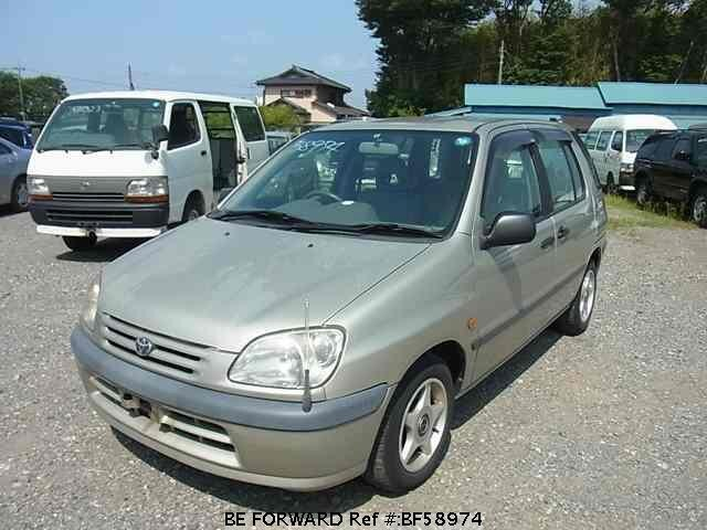 Used 1997 TOYOTA RAUM BF58974 for Sale