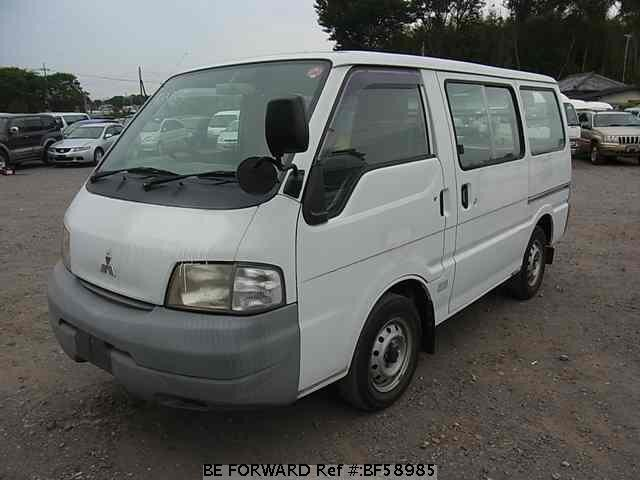 Used 2001 MITSUBISHI DELICA VAN BF58985 for Sale