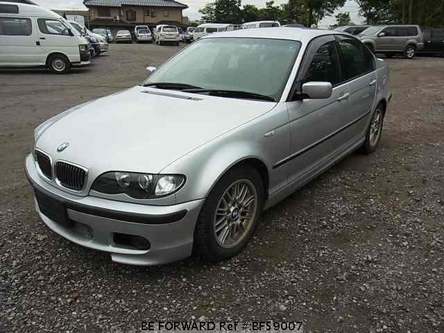 Used 2003 BMW 3 SERIES BF59007 for Sale
