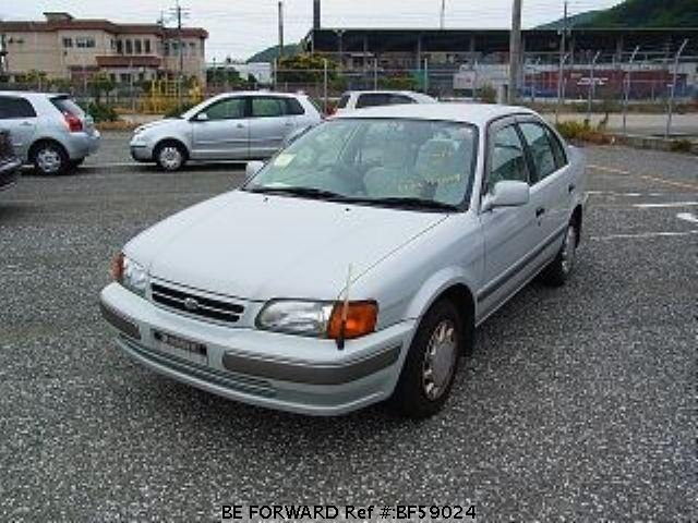 Used 1996 TOYOTA CORSA BF59024 for Sale