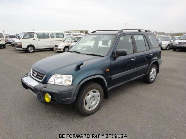Used 1997 HONDA CR-V BF59034 for Sale